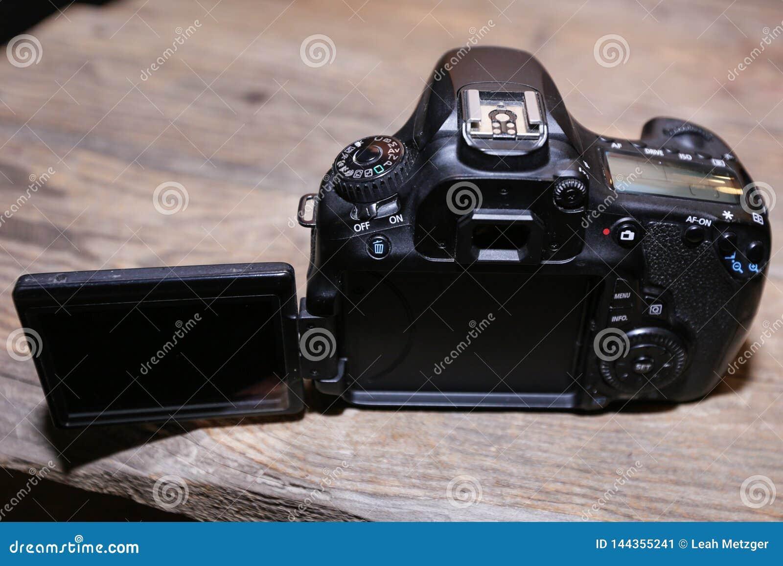 Canon SLR voor Video