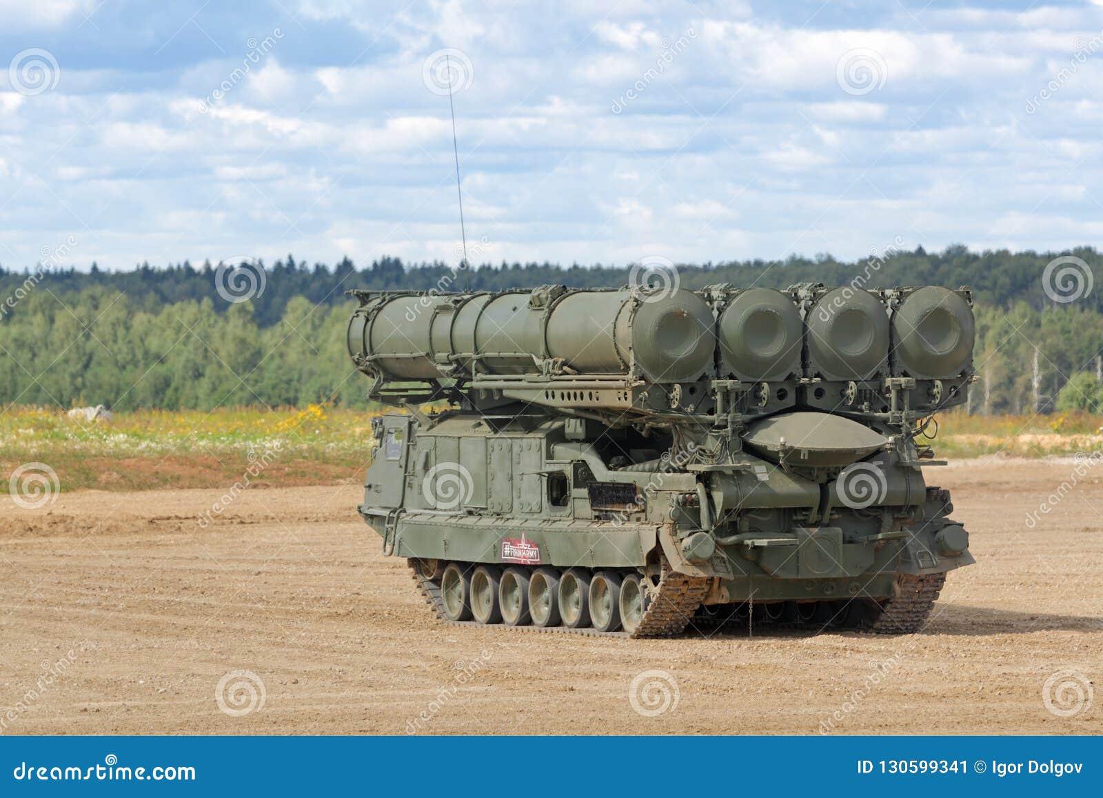 Canoniac Launcher Air Defense S-300 Editorial Photo ...