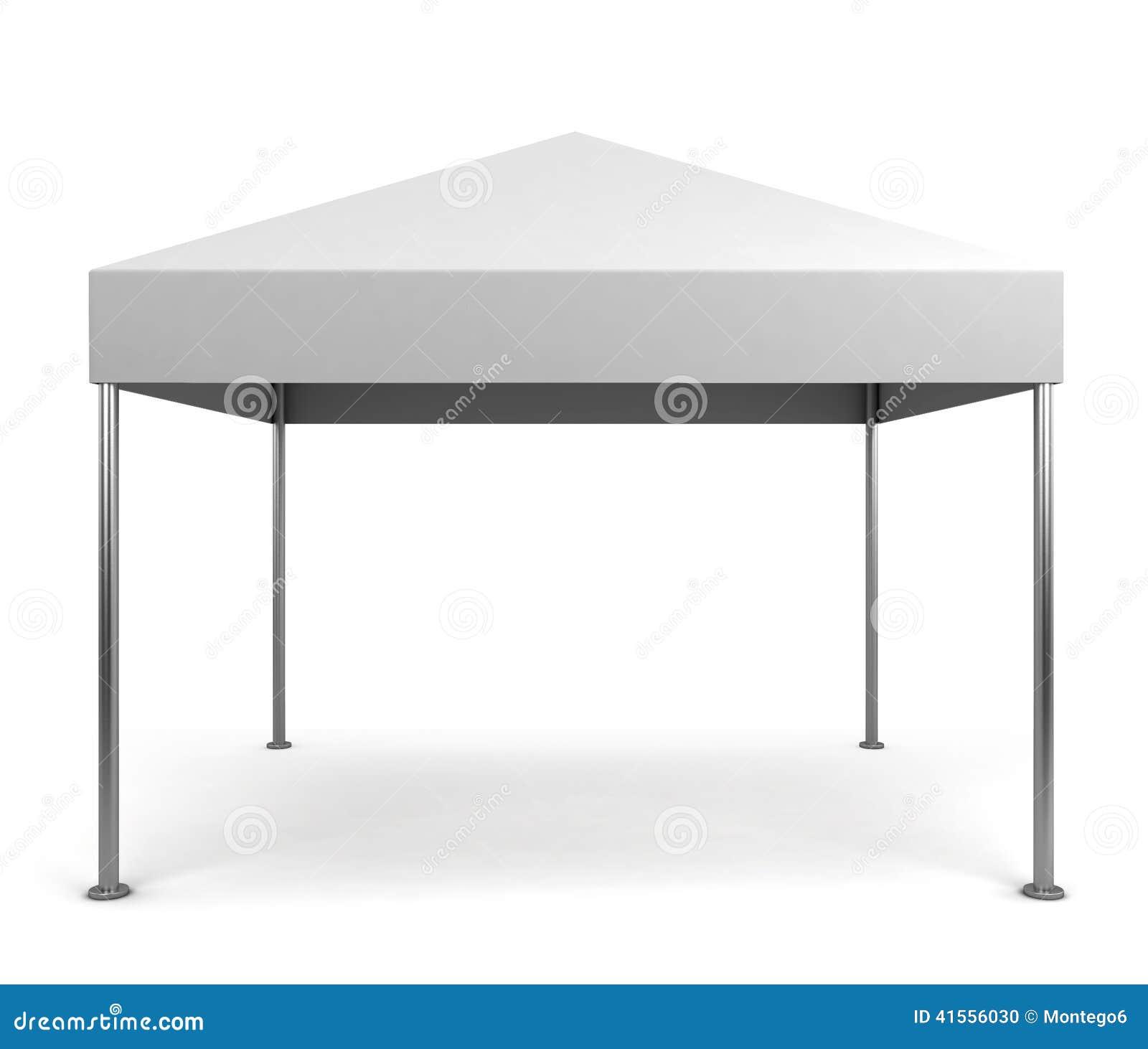 Canopy Tent Stock Illustration Image 41556030
