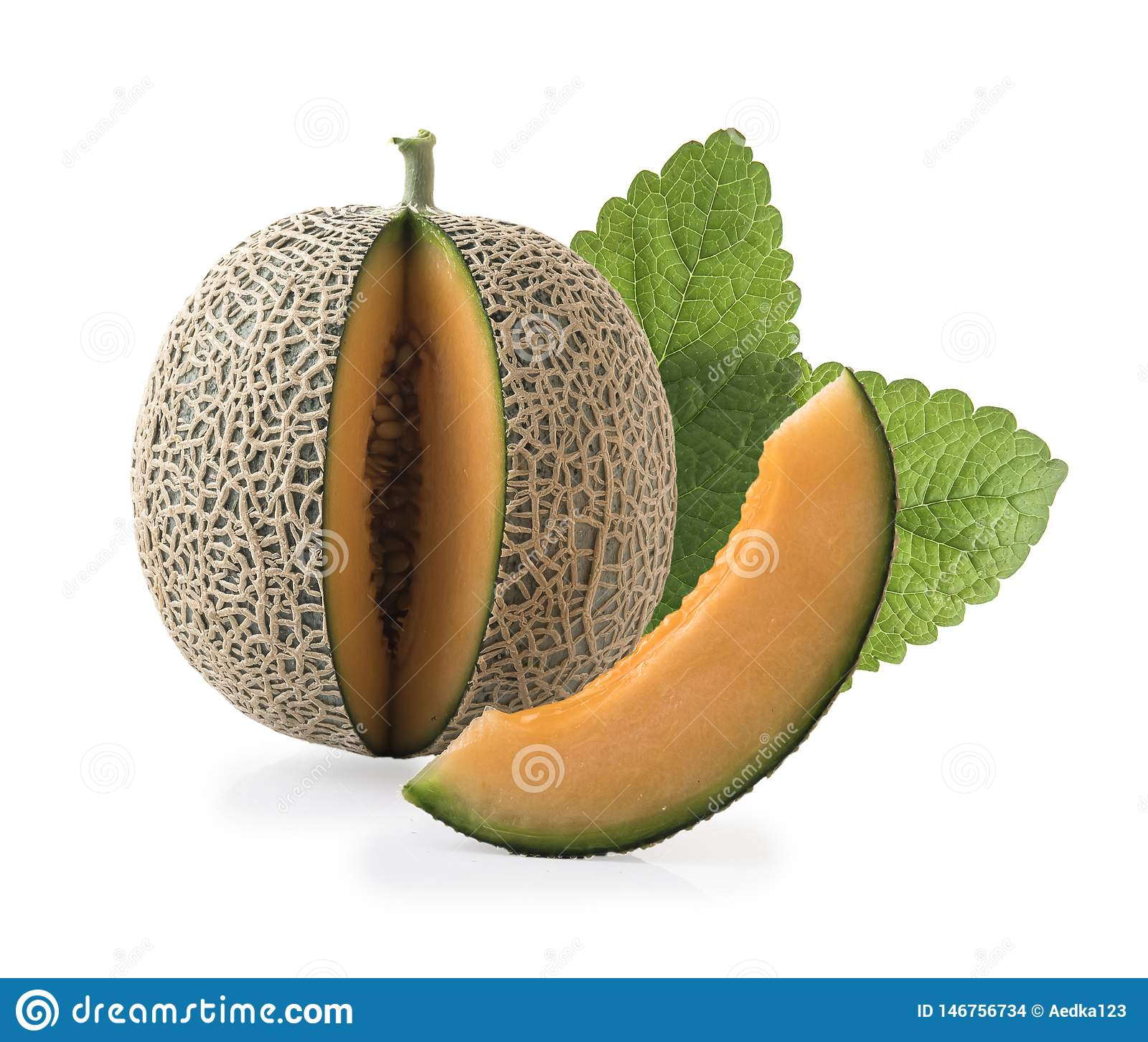 Cantaloupe Melon Slices On White Background Stock Photo Image Of Diet Juice 146756734 Nutritional information, diet info and calories in cantaloupe from farmers market. dreamstime com