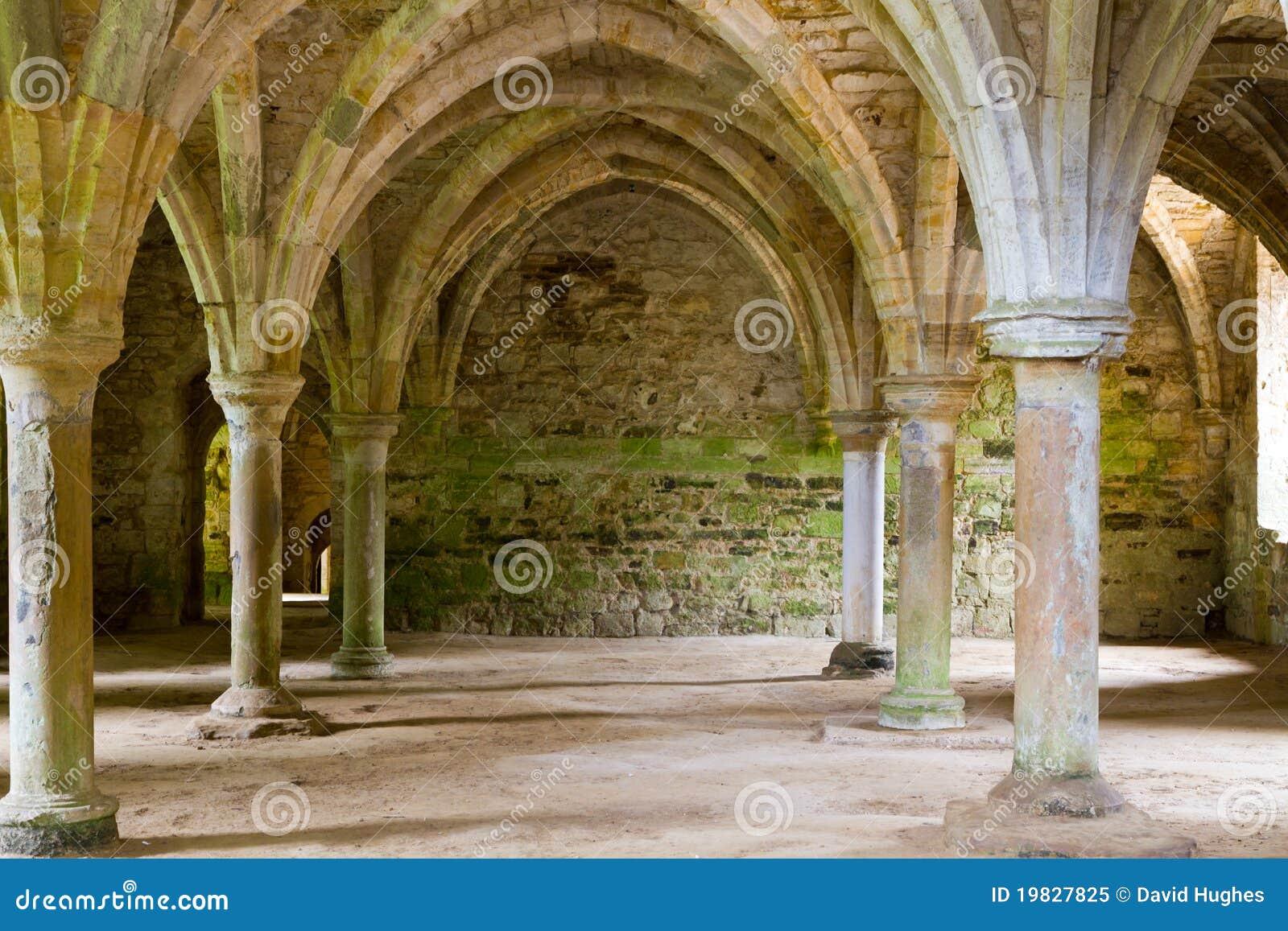 Cantería vieja de la abadía