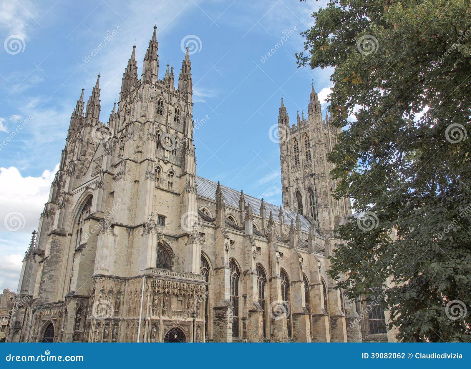 Canterbury domkyrka