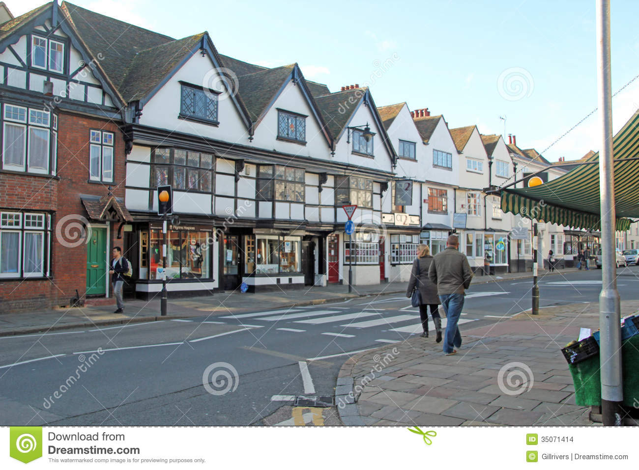 30a7ea483a4f Canterbury Main Road editorial stock image. Image of industries ...