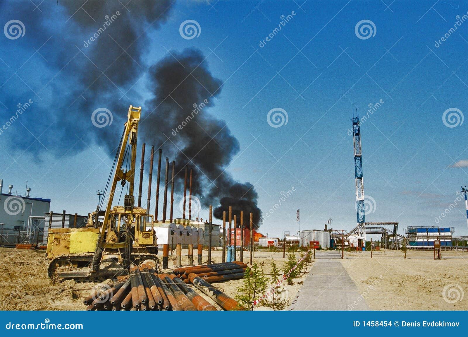 Cantiere fotografia stock immagine di costruzione mucchi for Cantiere di costruzione