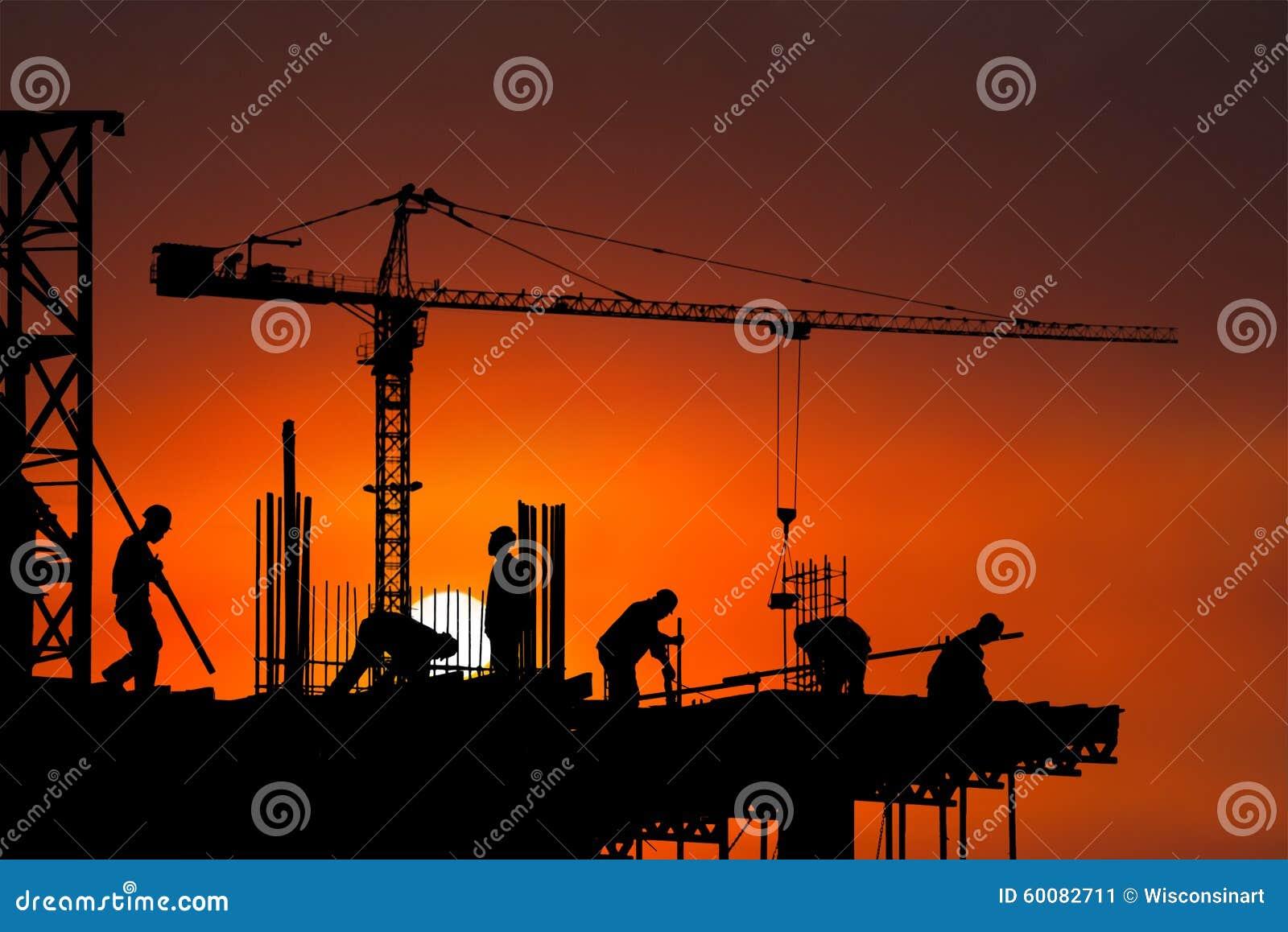 Cantiere, lavoratore, lavoratori, fondo