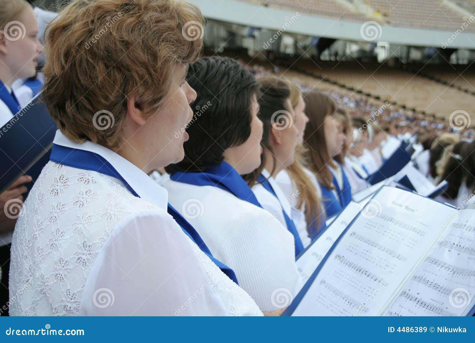 Canto del coro