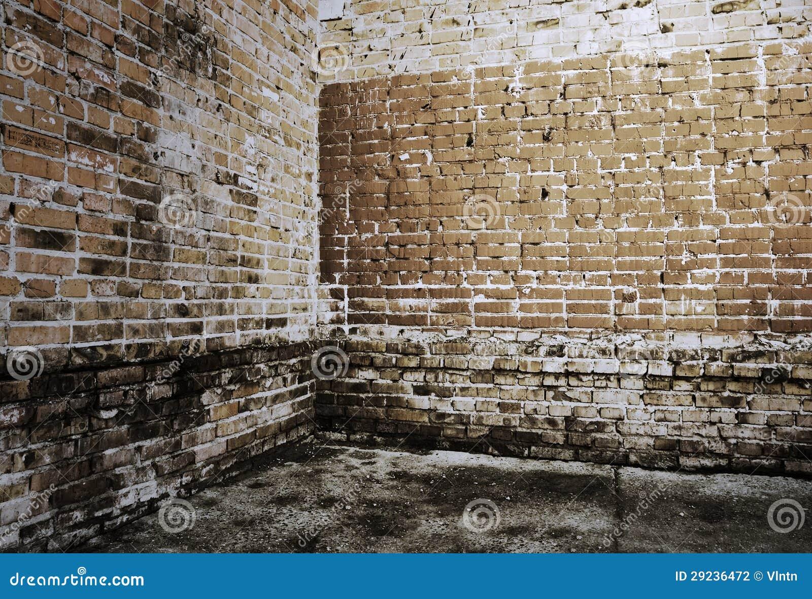Download Canto Do Interio Sujo Velho Foto de Stock - Imagem de fundo, oxidado: 29236472