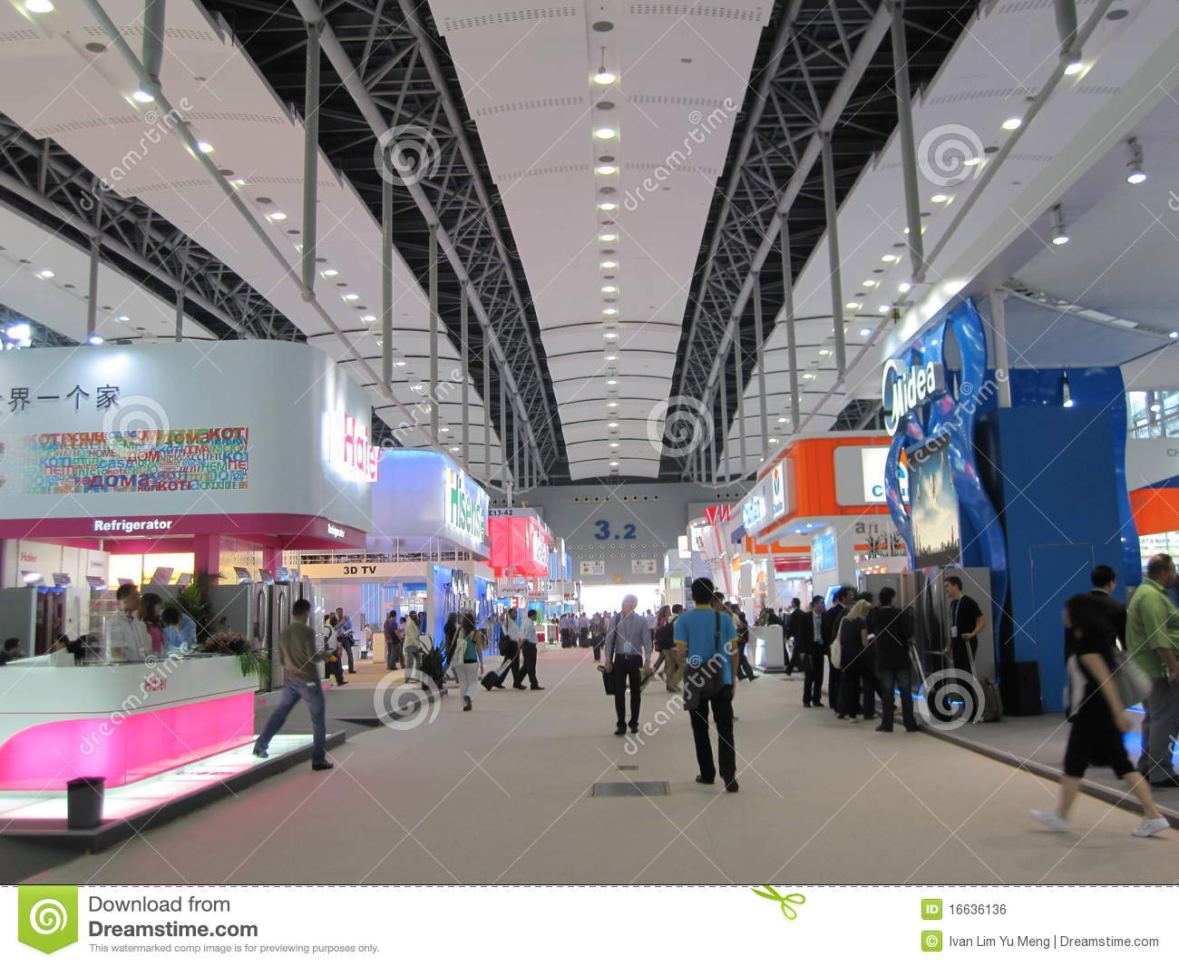 Canto Fair, China Import and Export Fair 2010