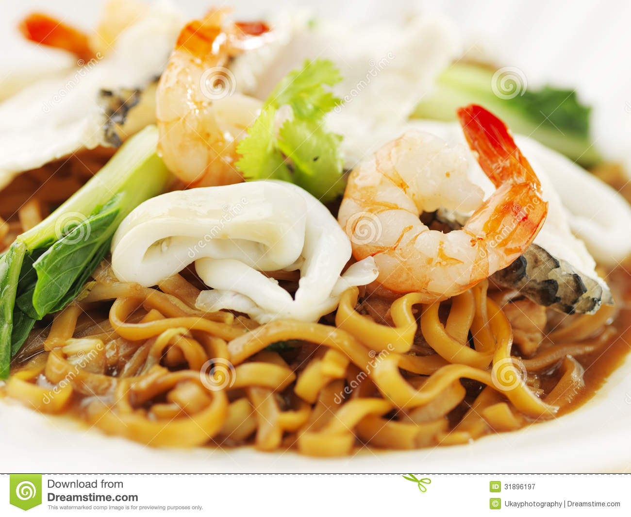 Cantonese asian style noodle stock image image 31896197 for Authentic cantonese cuisine