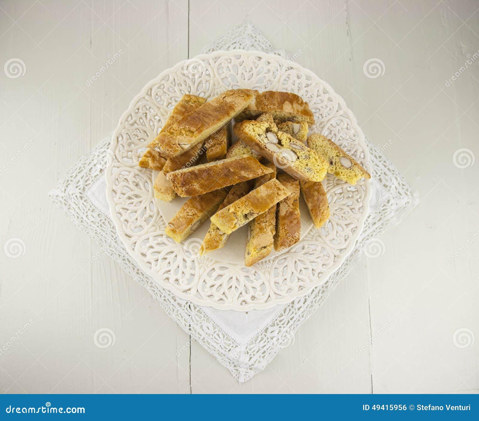 Download Cantucci stockfoto. Bild von krümel, mandel, kochen, hintergrund - 49415956