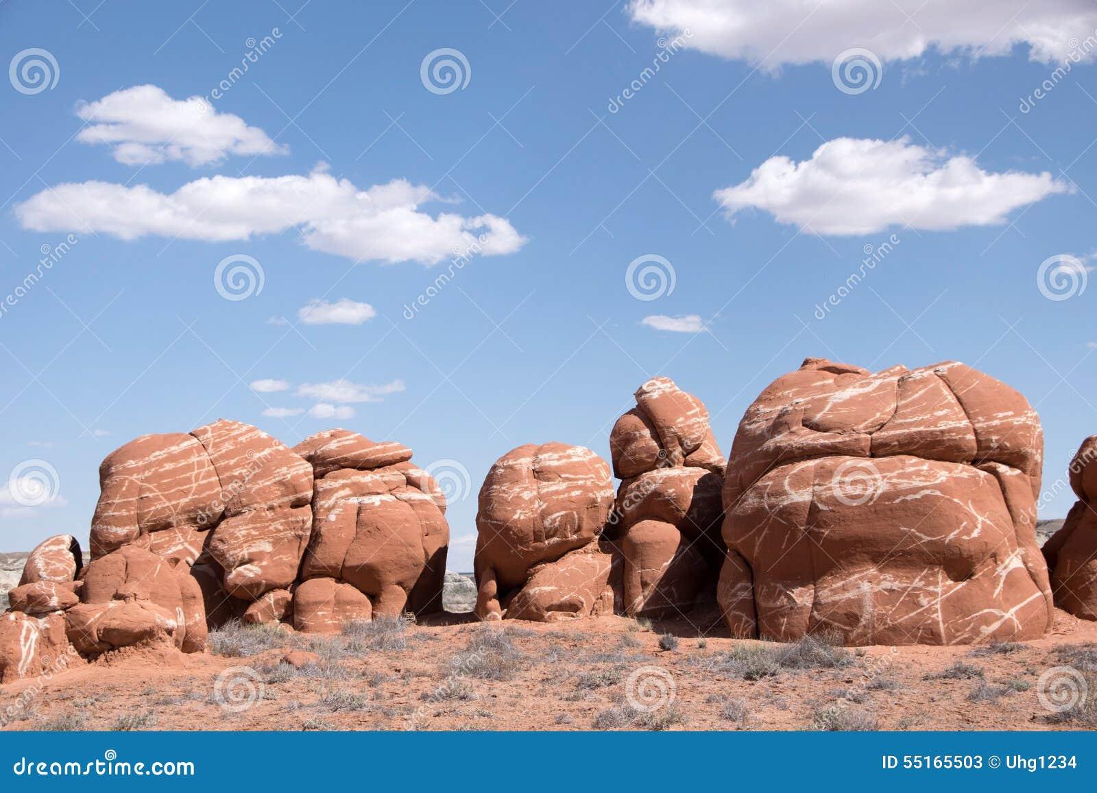 Canyon bleu, Arizona, Etats-Unis