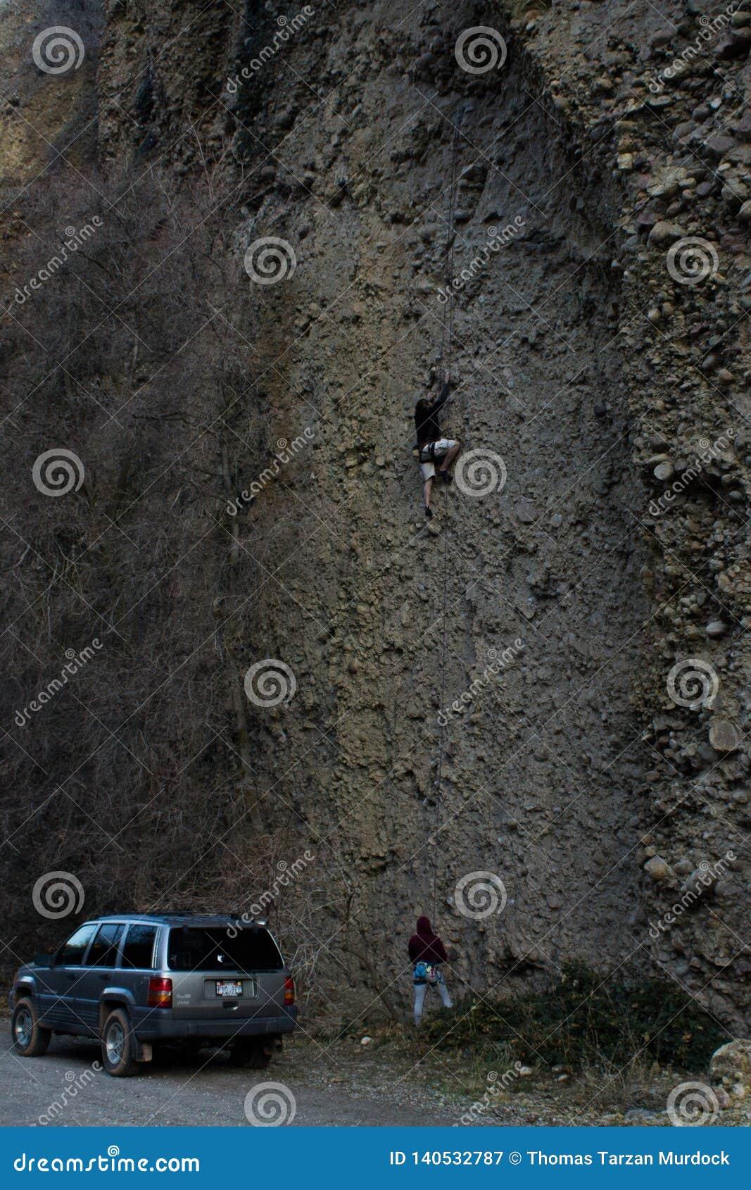 4 8 2018 - Canyon d érable, voyage d escalade de l Utah sur Cobb