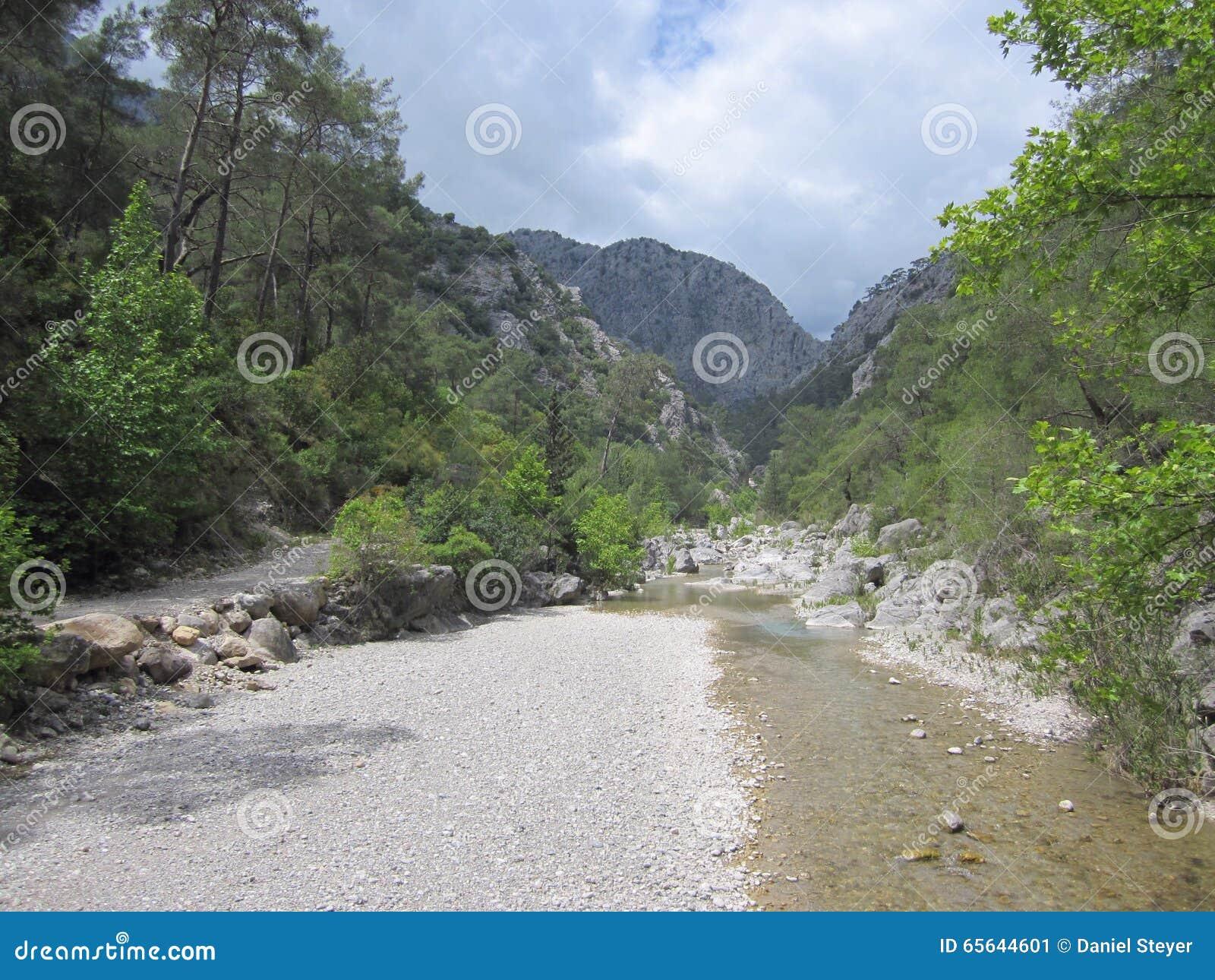 Canyon de Goynuk