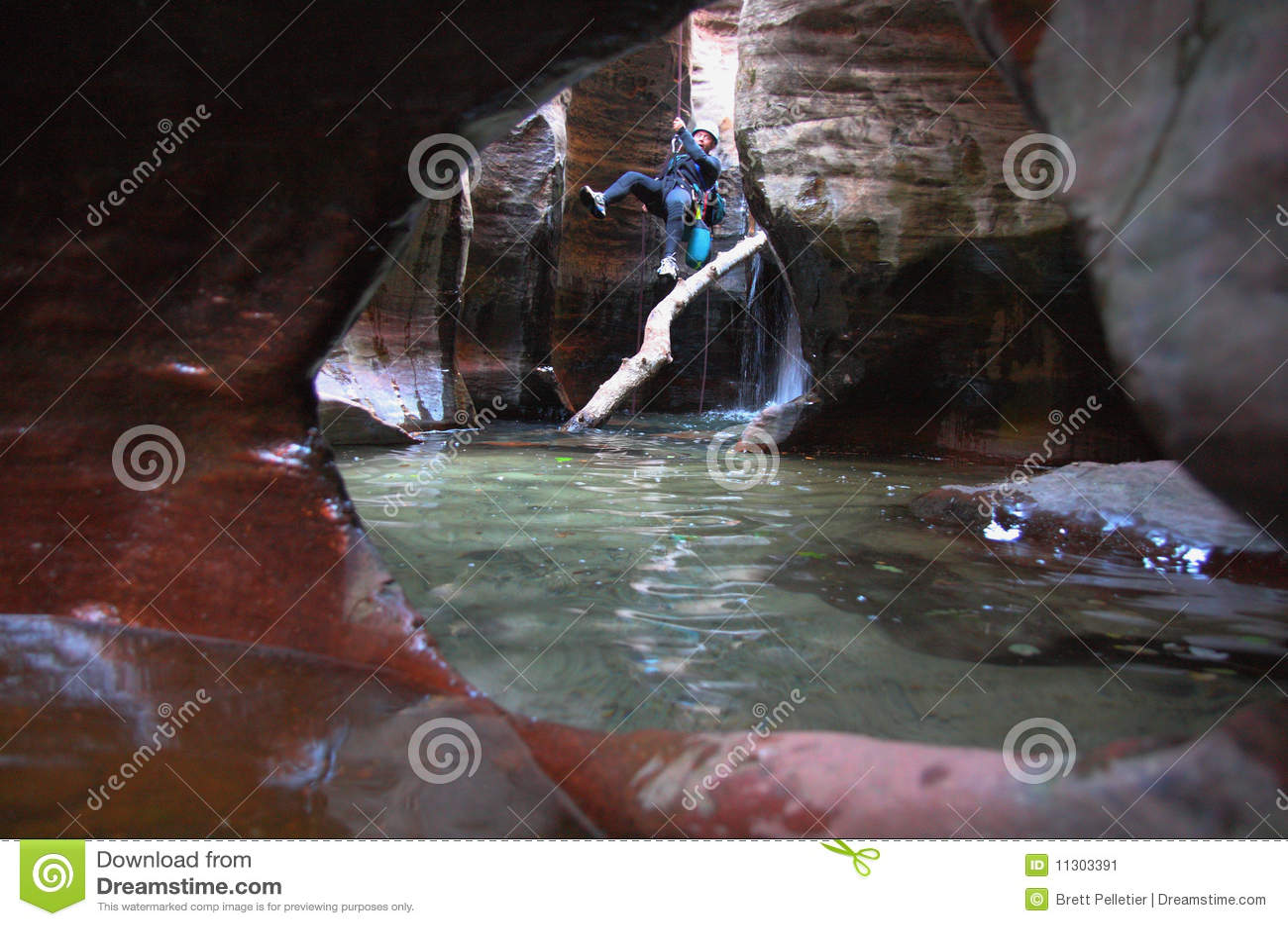 Canyoneering en Utah