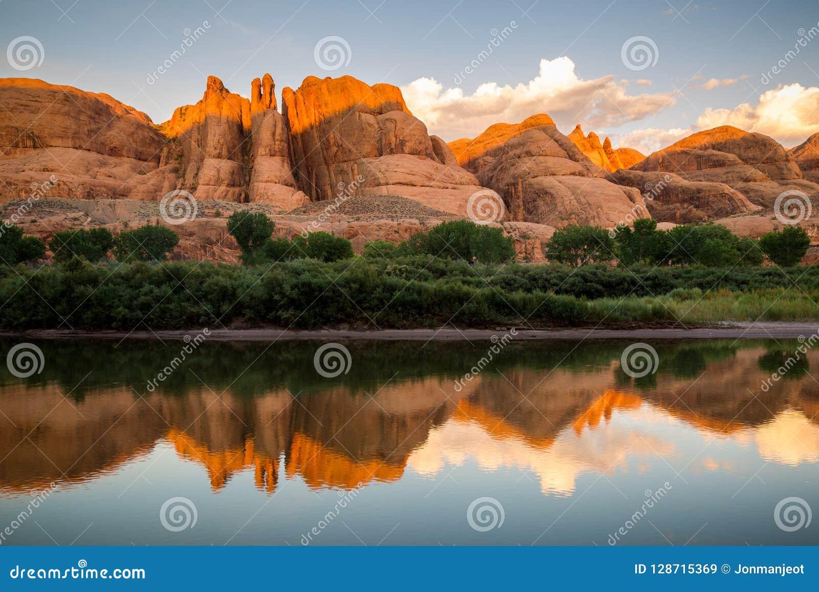 Canyonlands国家公园