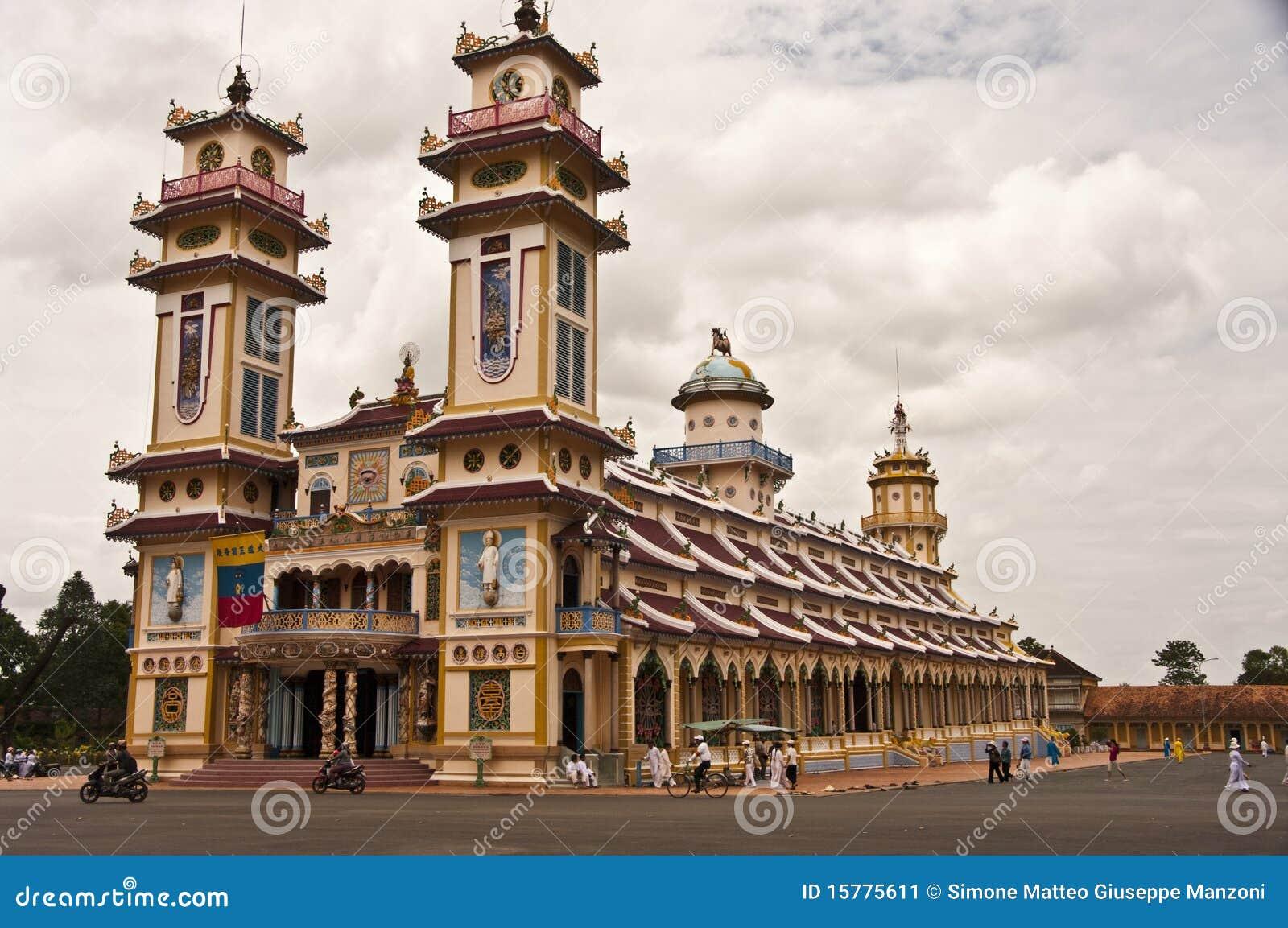 Cao świątynia Dai