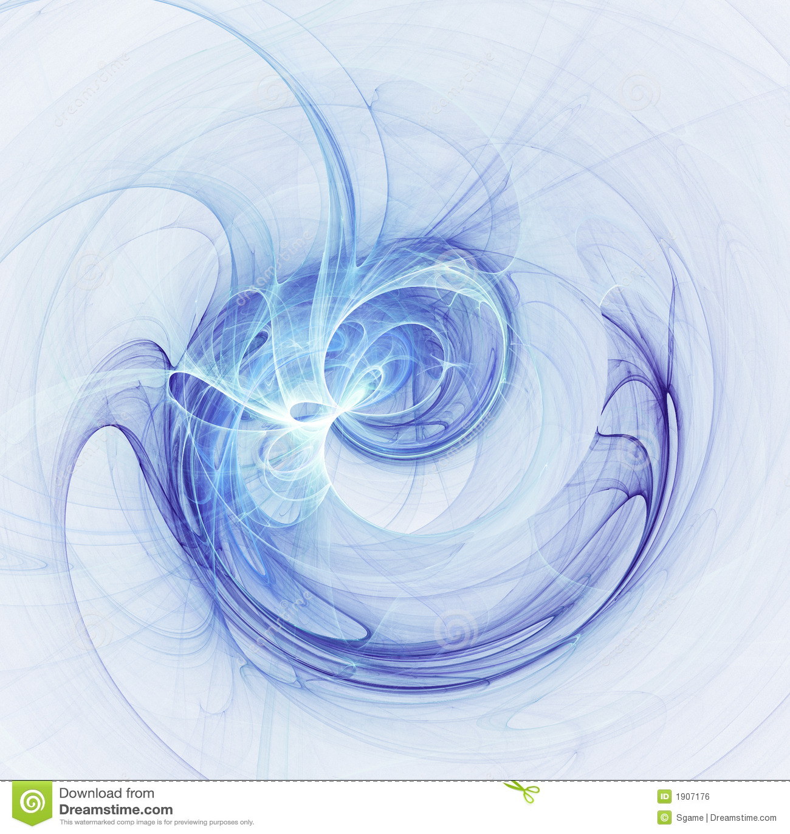Caos blu