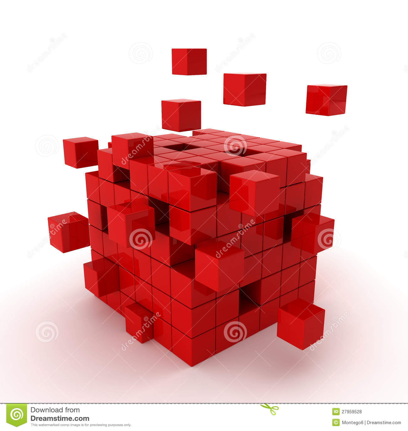 Caos del cubo