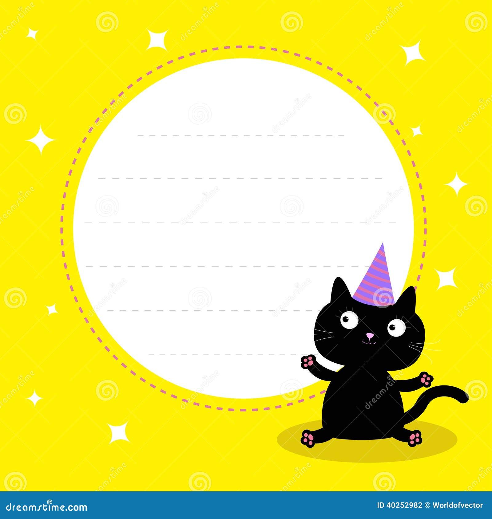 Capitulo Con El Gato Negro De La Historieta Linda Con El Sombrero