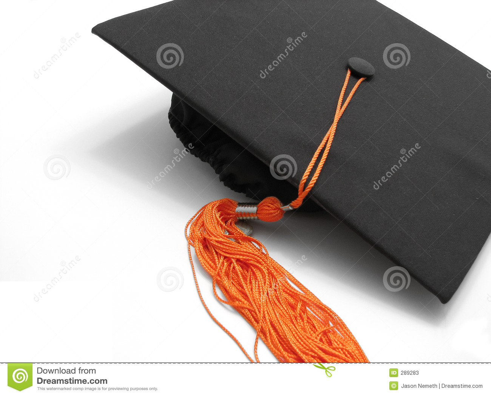 Cap avläggande av examen
