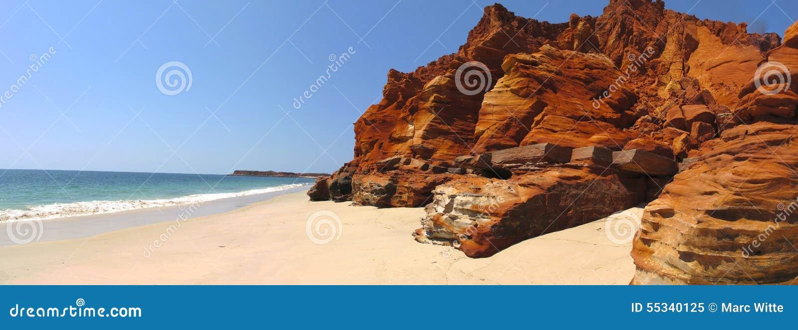 Cap Leveque près de Broome, Australie occidentale