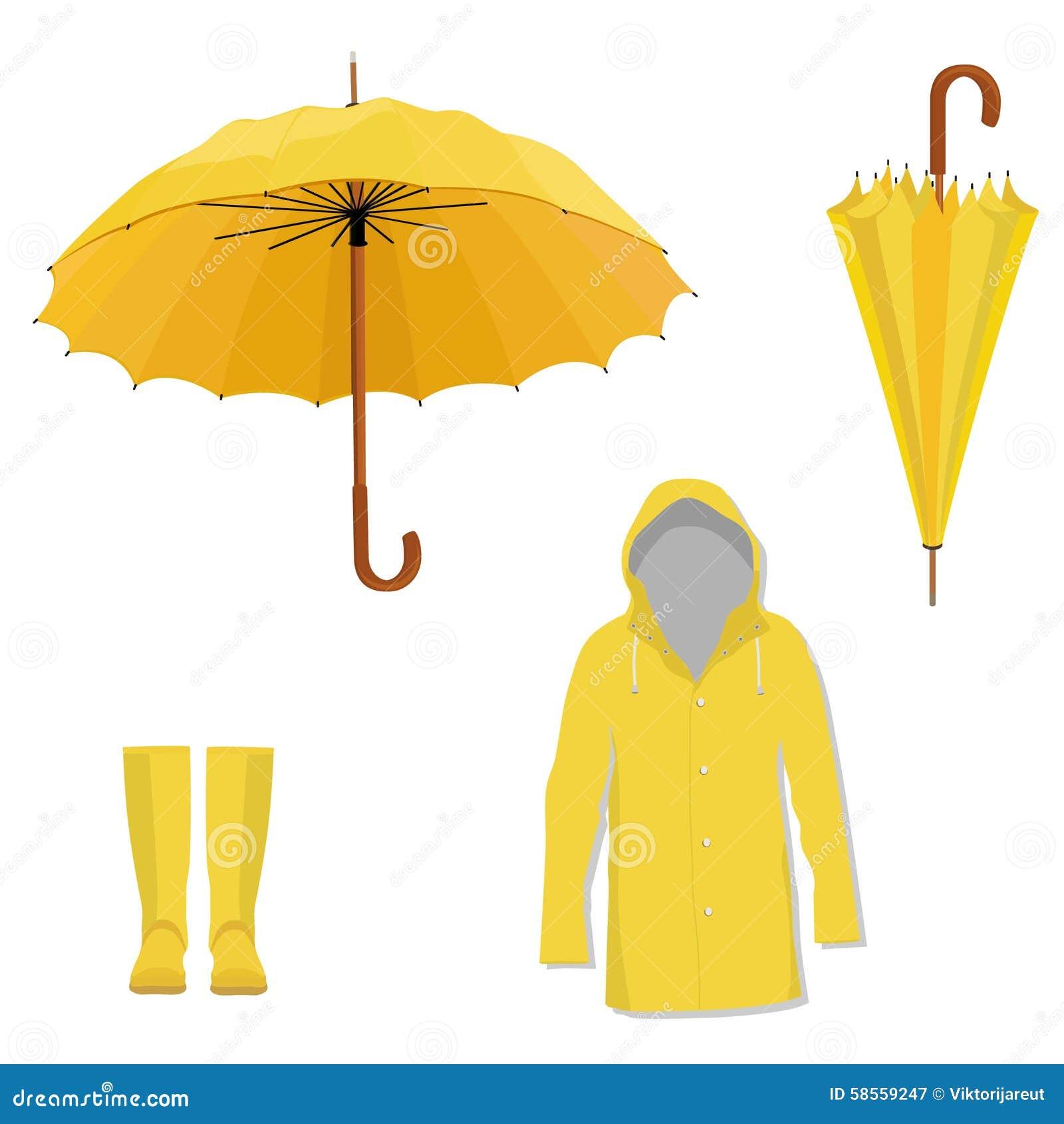 fb9951cae76 Capa de chuva amarela