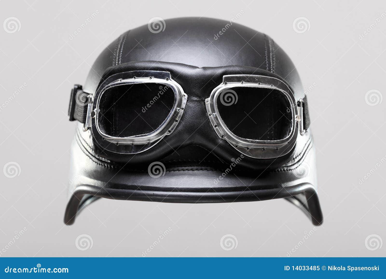52ffc51c655f7 Capacete Da Motocicleta Com óculos De Proteção Imagem de Stock ...