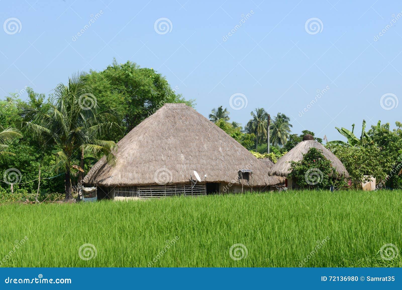 Capanna rurale