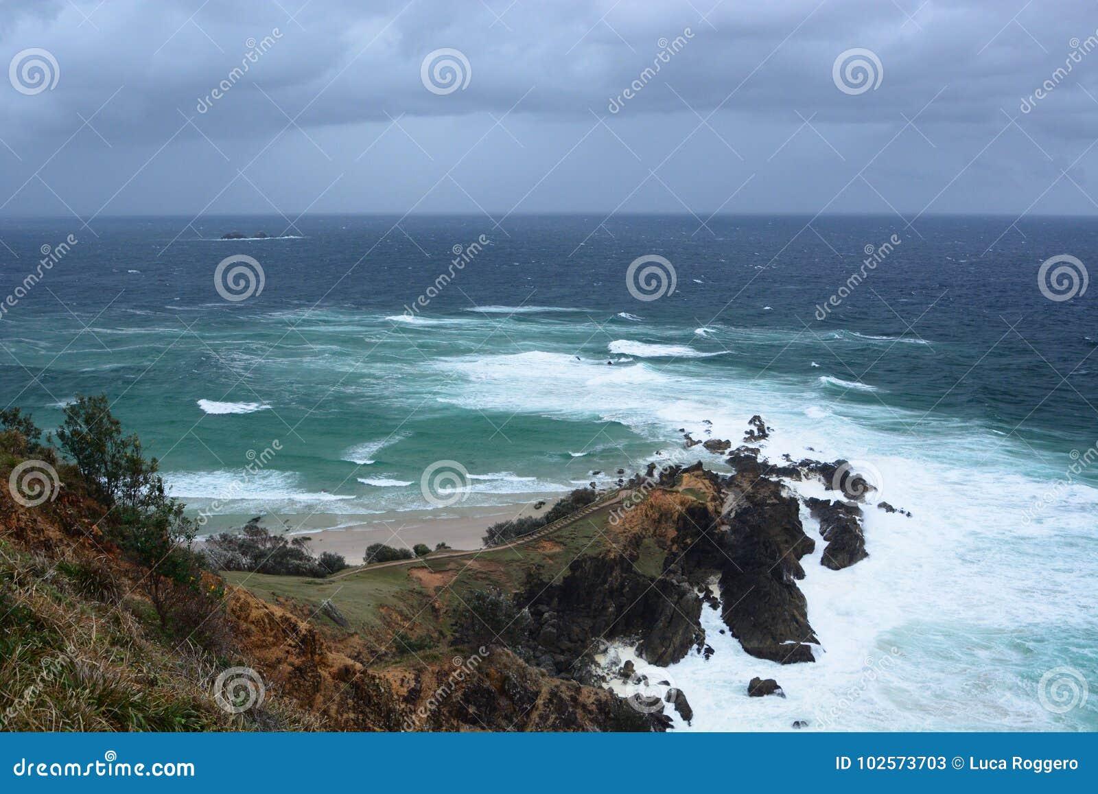 Cape Byron. New South Wales. Australia