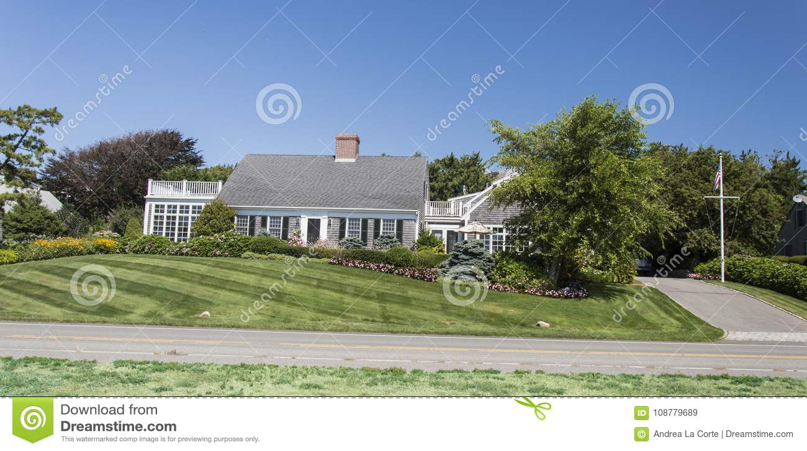 Cape Cod-Huis