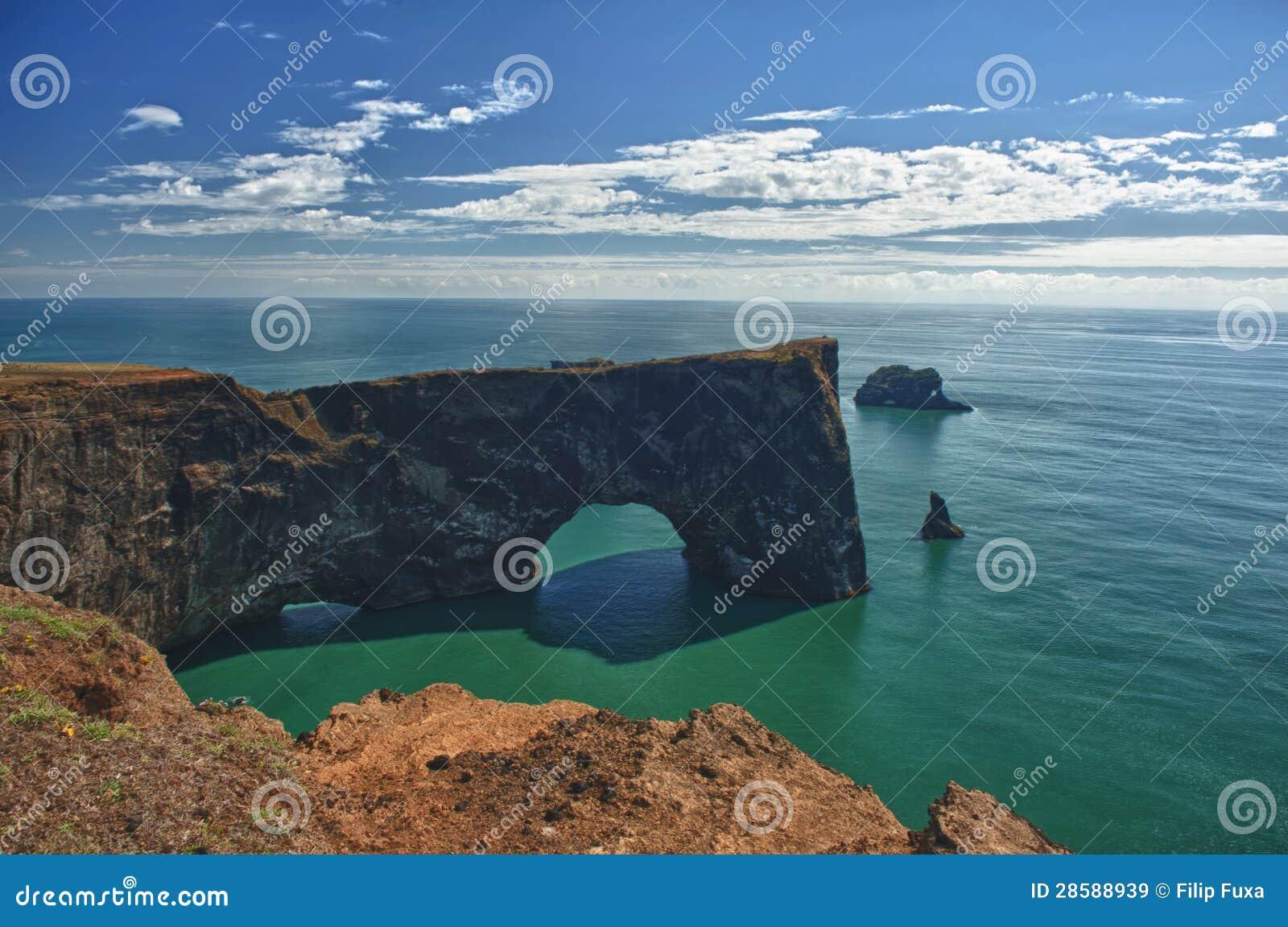 Cape Dyrholaey