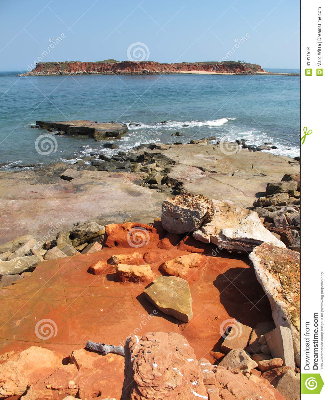 Cape Leveque Australia  city photos gallery : Cape Leveque, Western Australia Stock Photo Image: 61911594