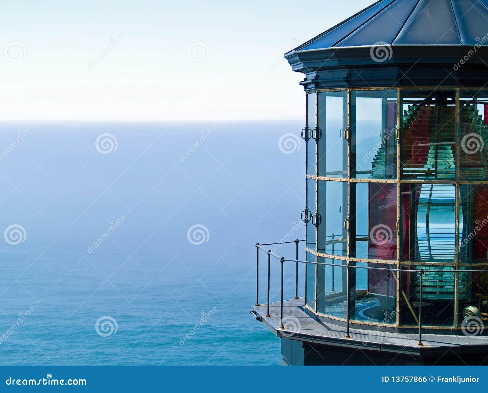Cape Meares Lighthouse on the Oregon Coast