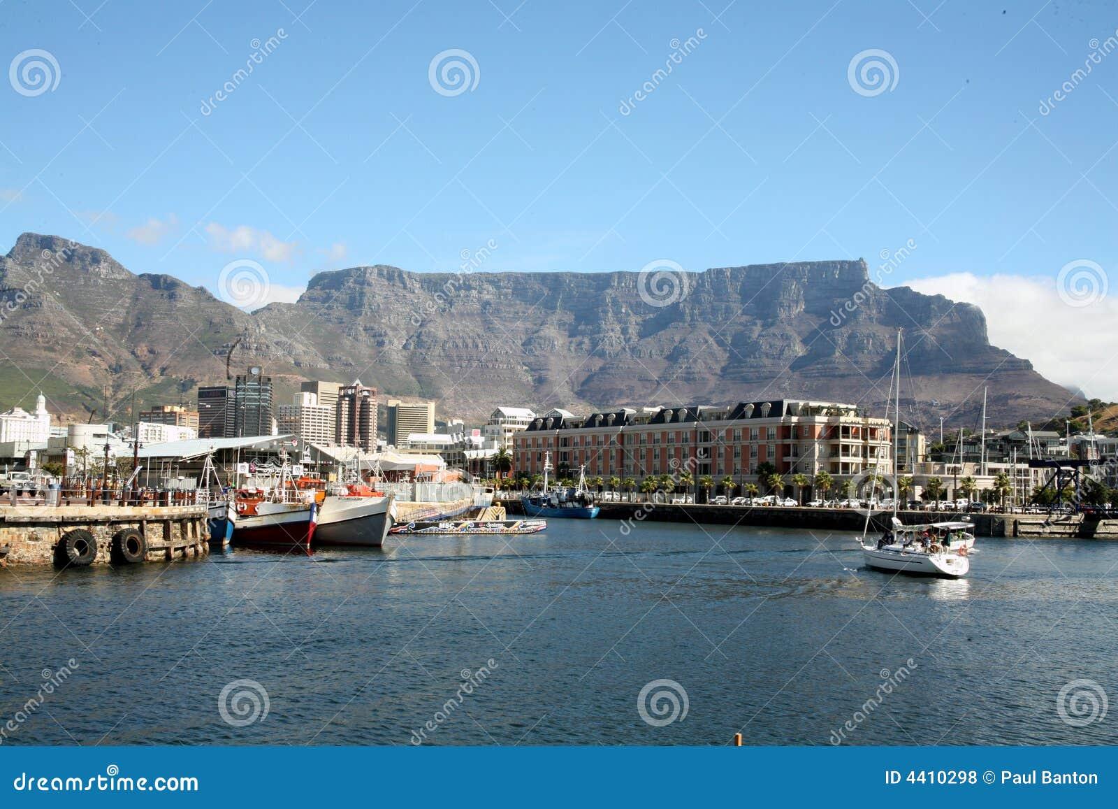 Cape Town Harbour