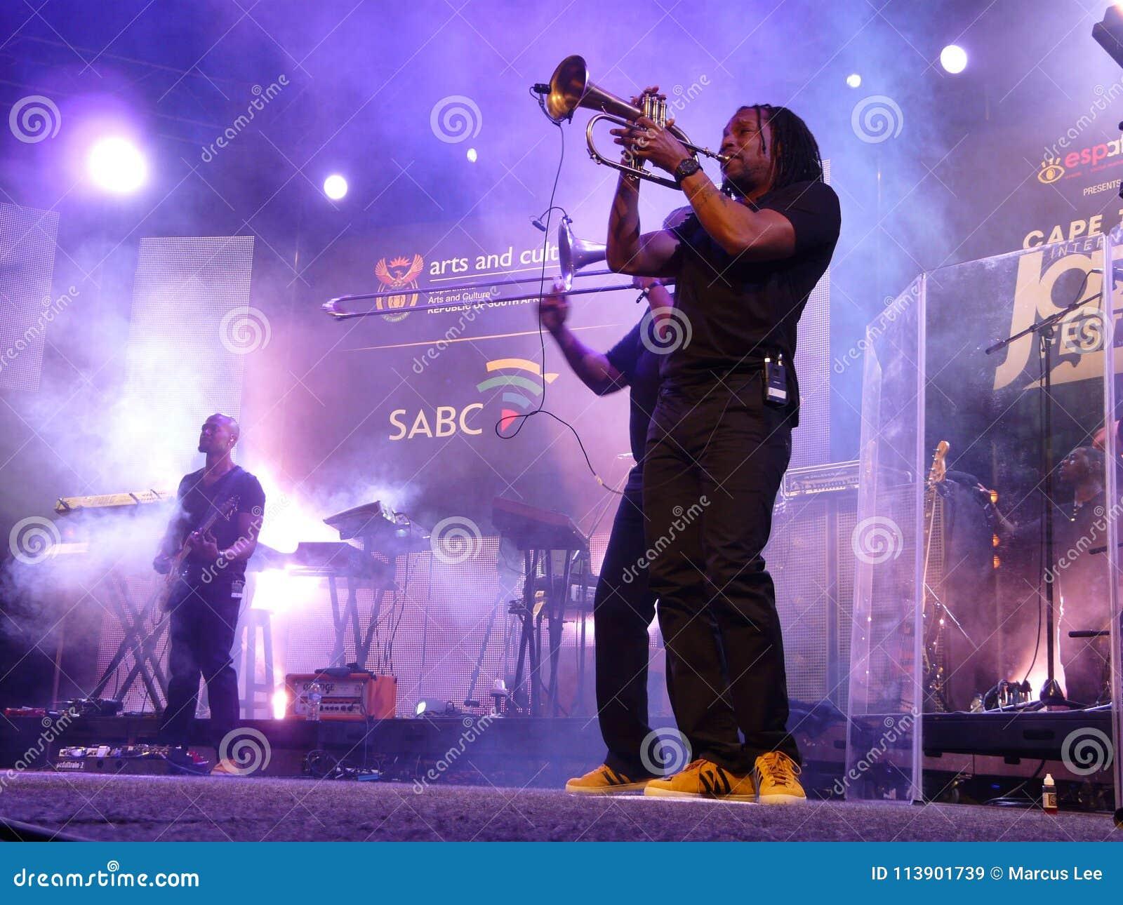 Cape Town-International Jazz Festival