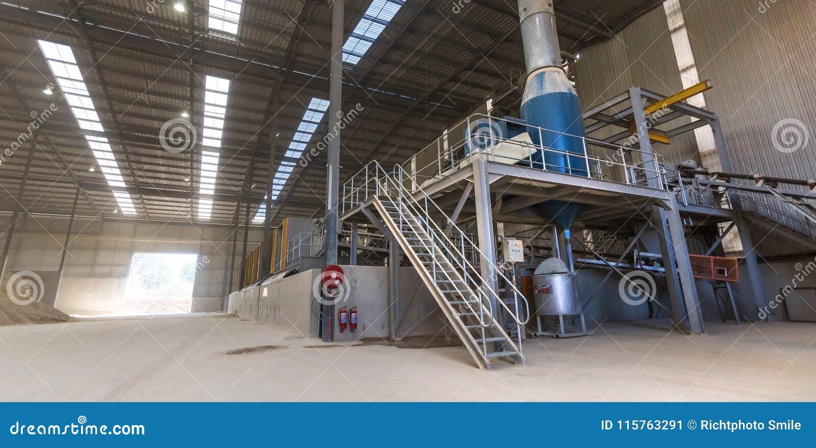 Ceramic Tile Manufacturing Plant Editorial Photo Image Of