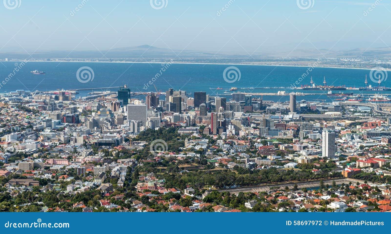 Cape Town stadsmitt