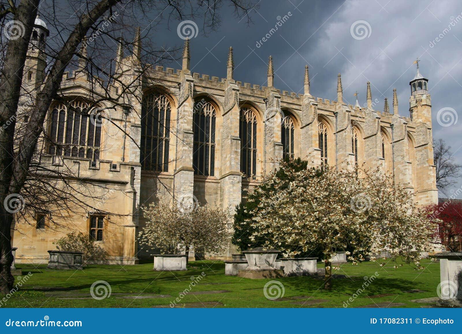 Capela da faculdade de Eton, Windsor
