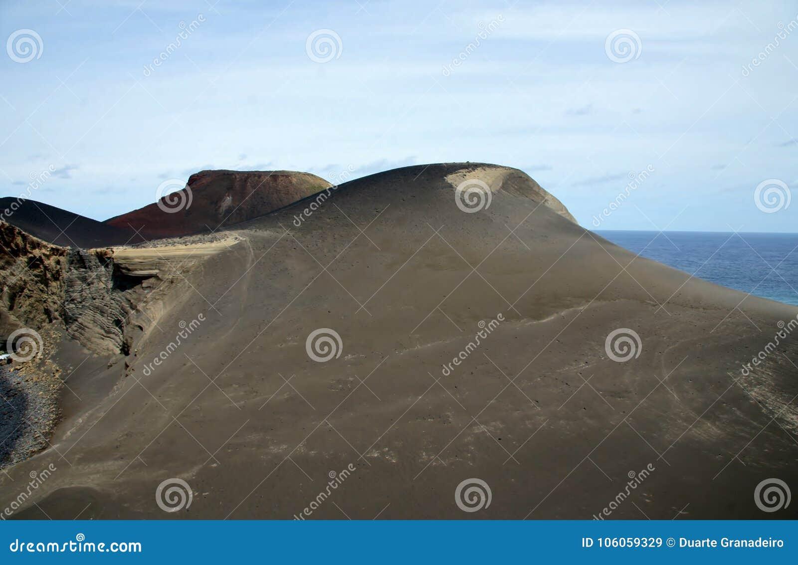 Capelinhos-Vulkan