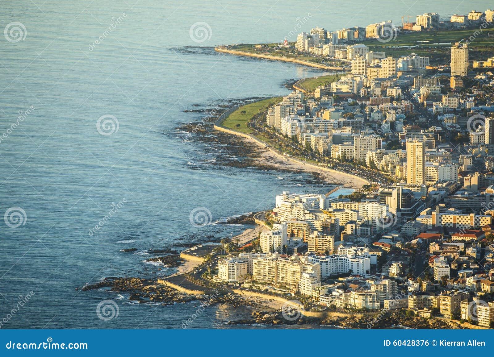 Capetown południowej afryce