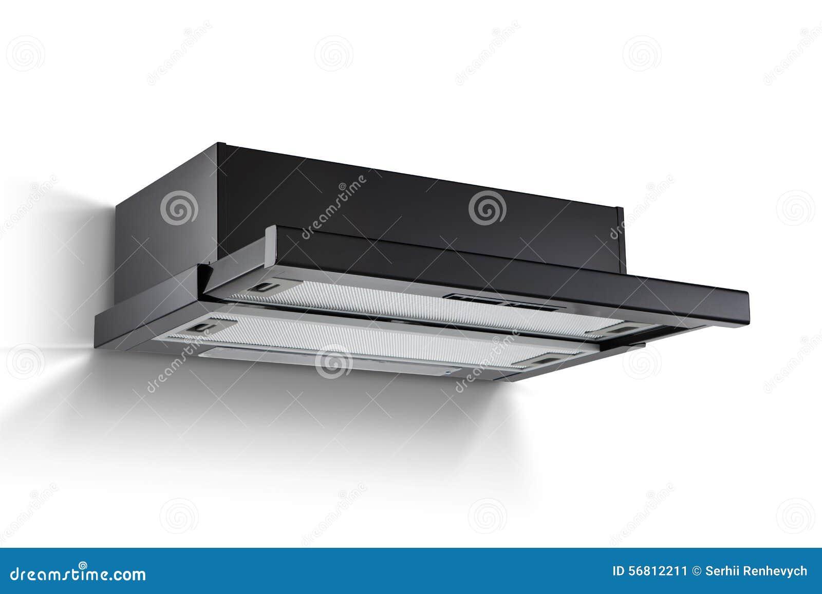 Capilla de cocinar moderna extractor de la cocina imagen - Precio extractor cocina ...