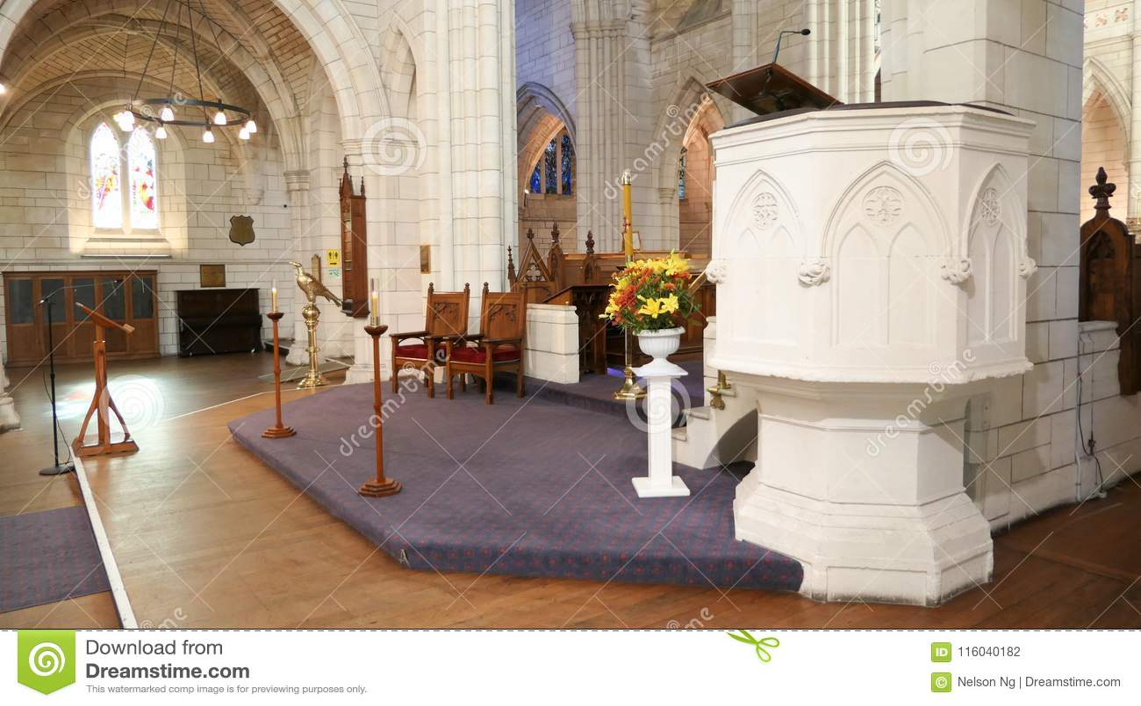 Capilla religiosa o funeraria para el funeral