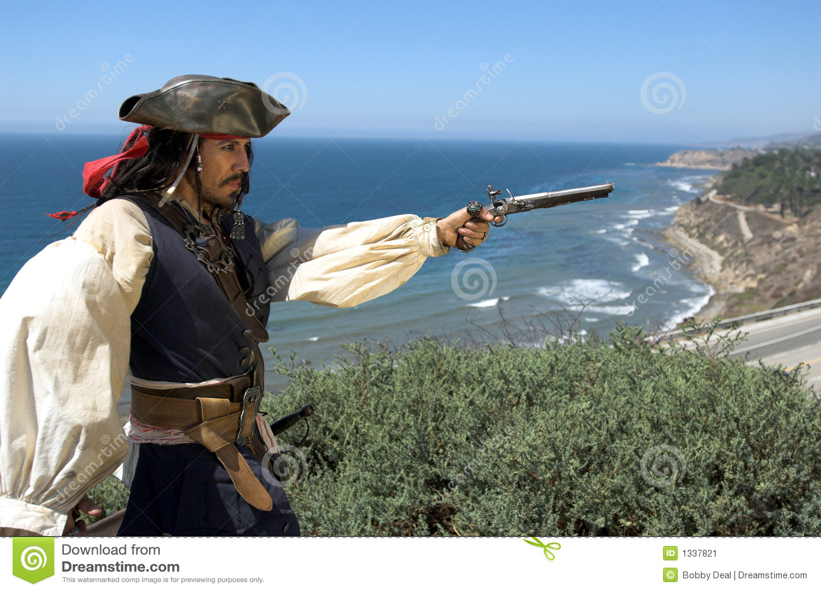 Capitán del pirata