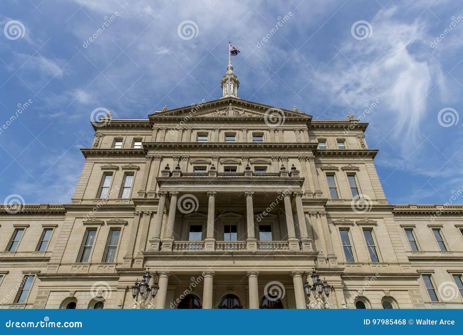 Capitólio do estado do Michigan