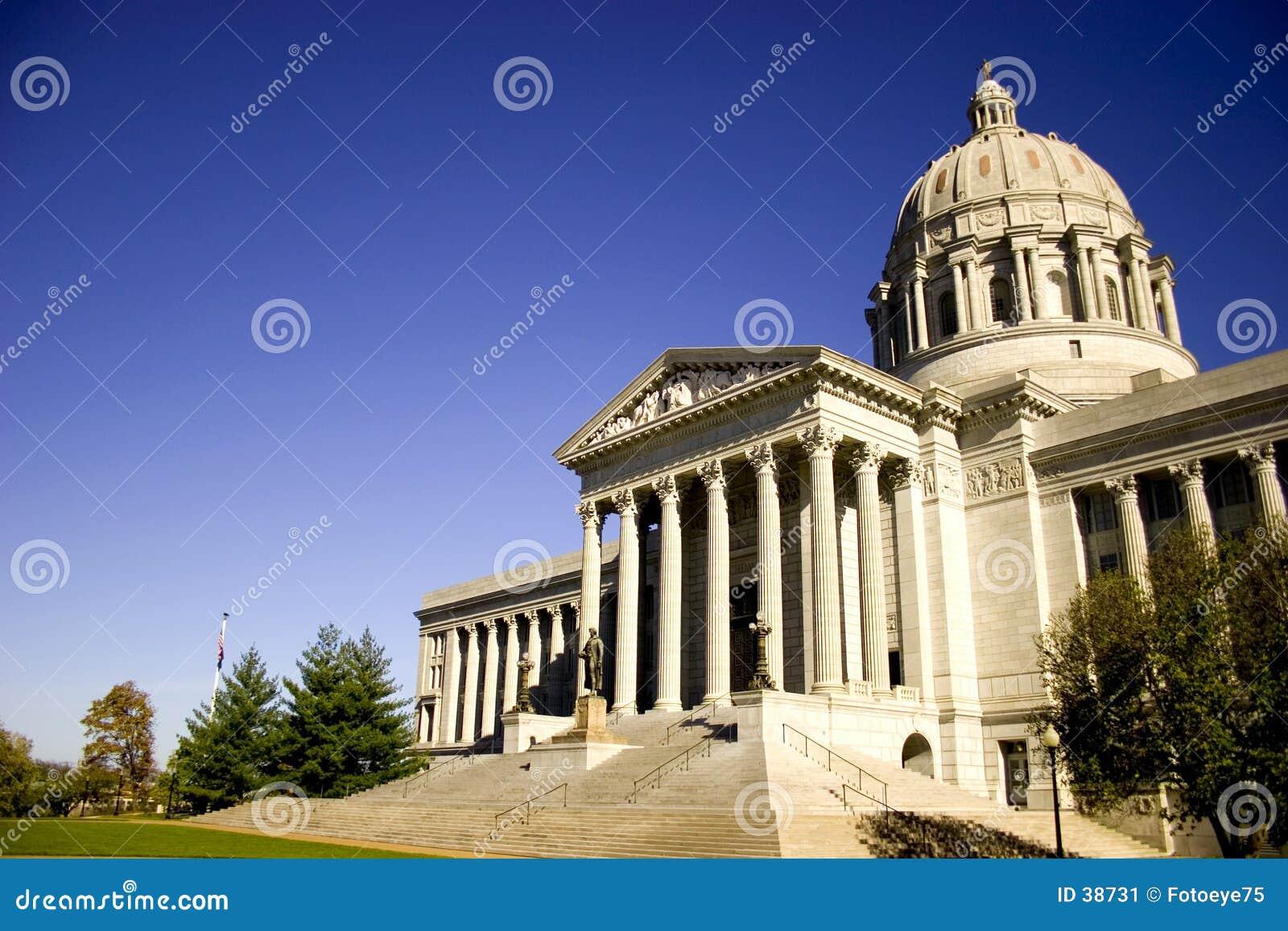 Download Capital de Missouri imagen de archivo. Imagen de pilar, configuración - 38731