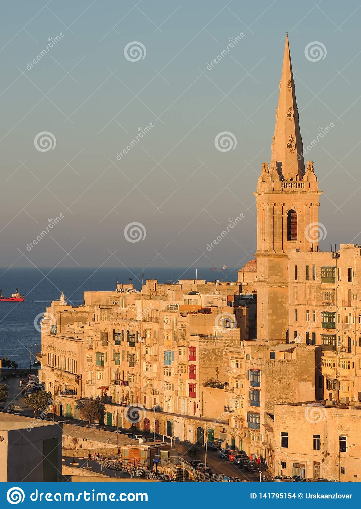 The capital of the malta