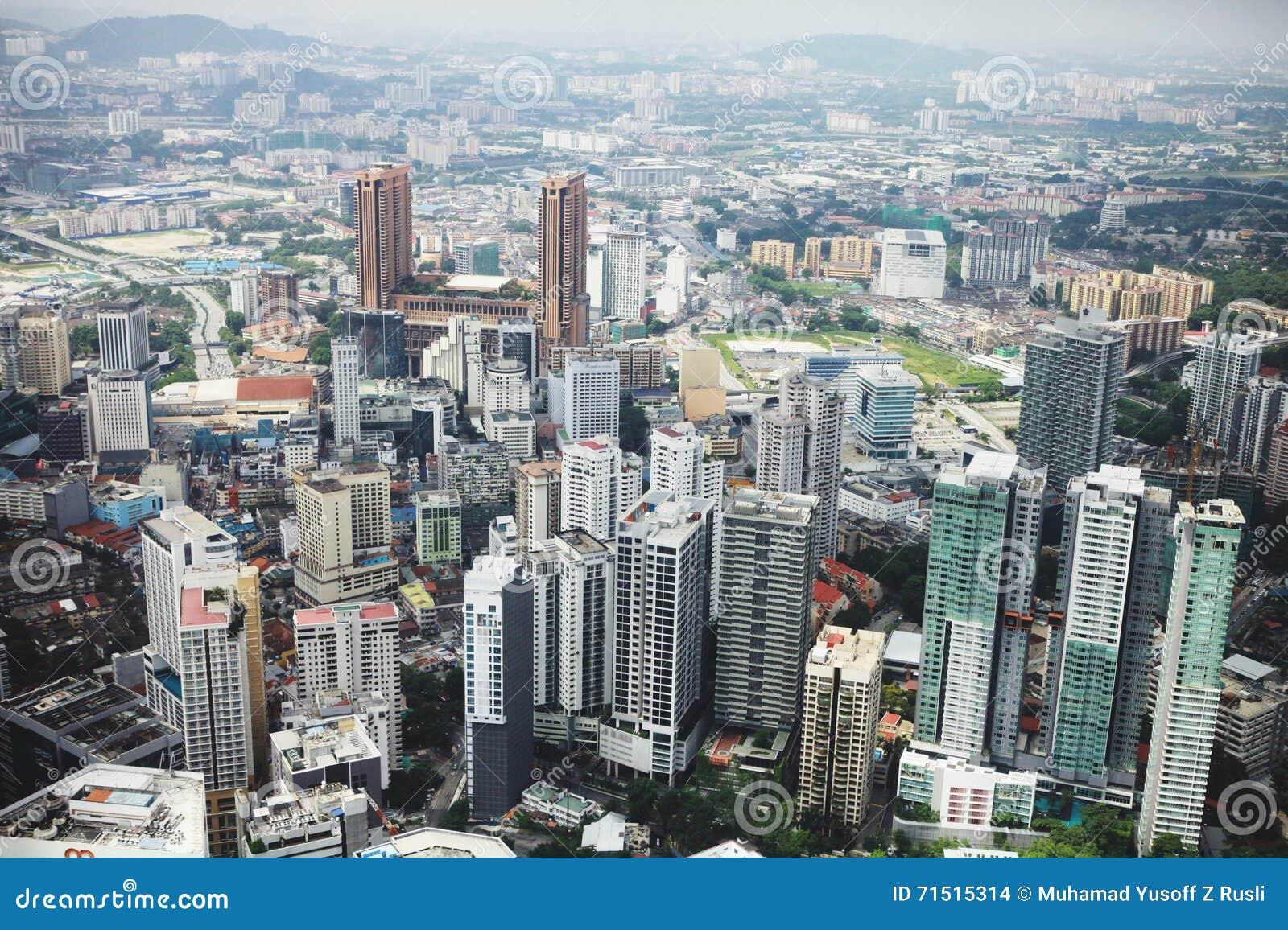 kuala lumpur capitale de malaisie
