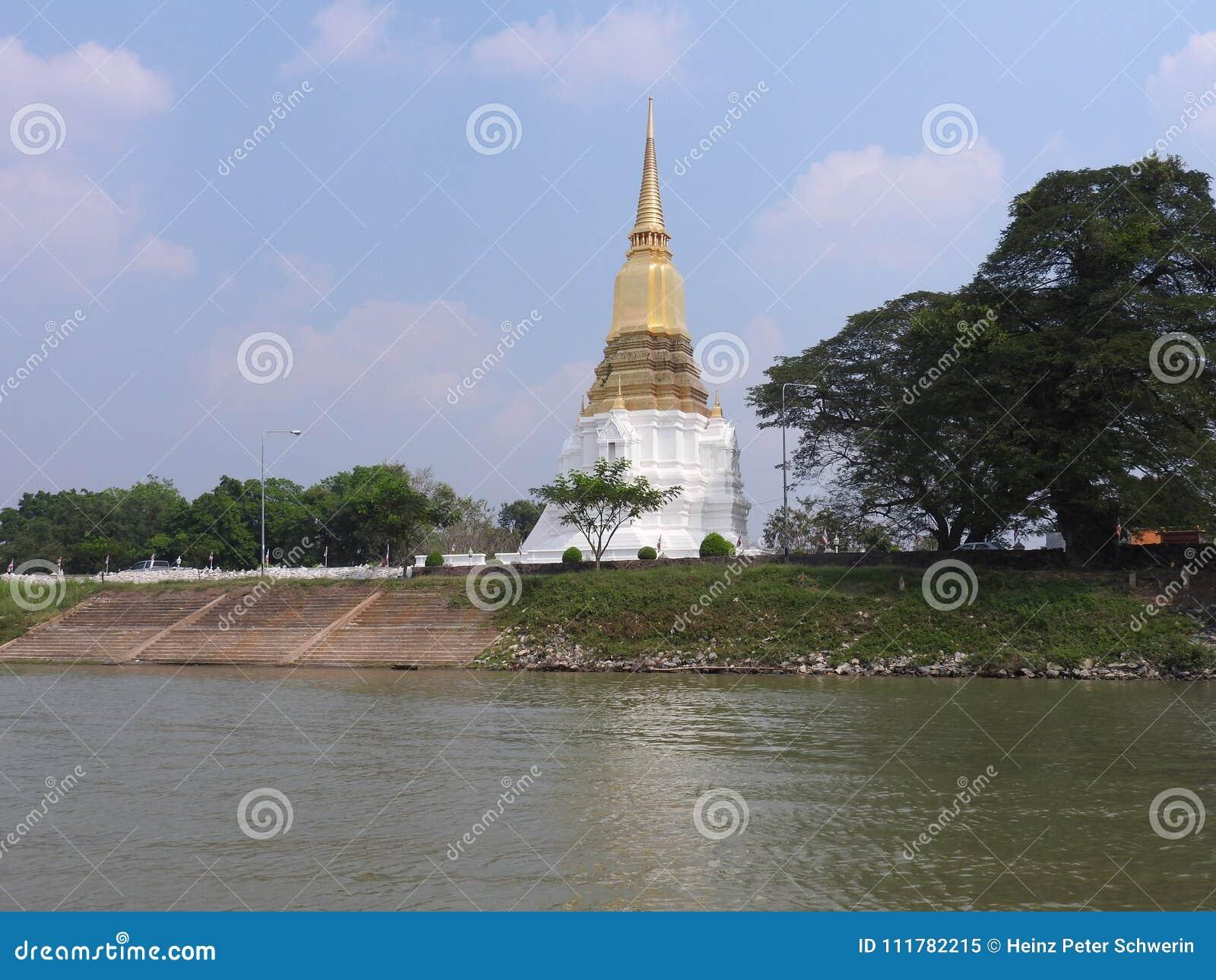 Capitale di Ayutthaya del regno del Siam