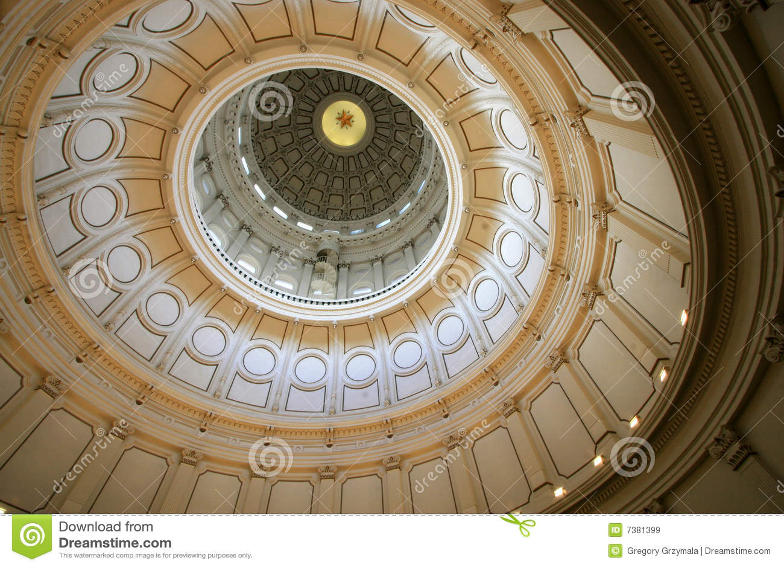Capitol του Ώστιν rotunda