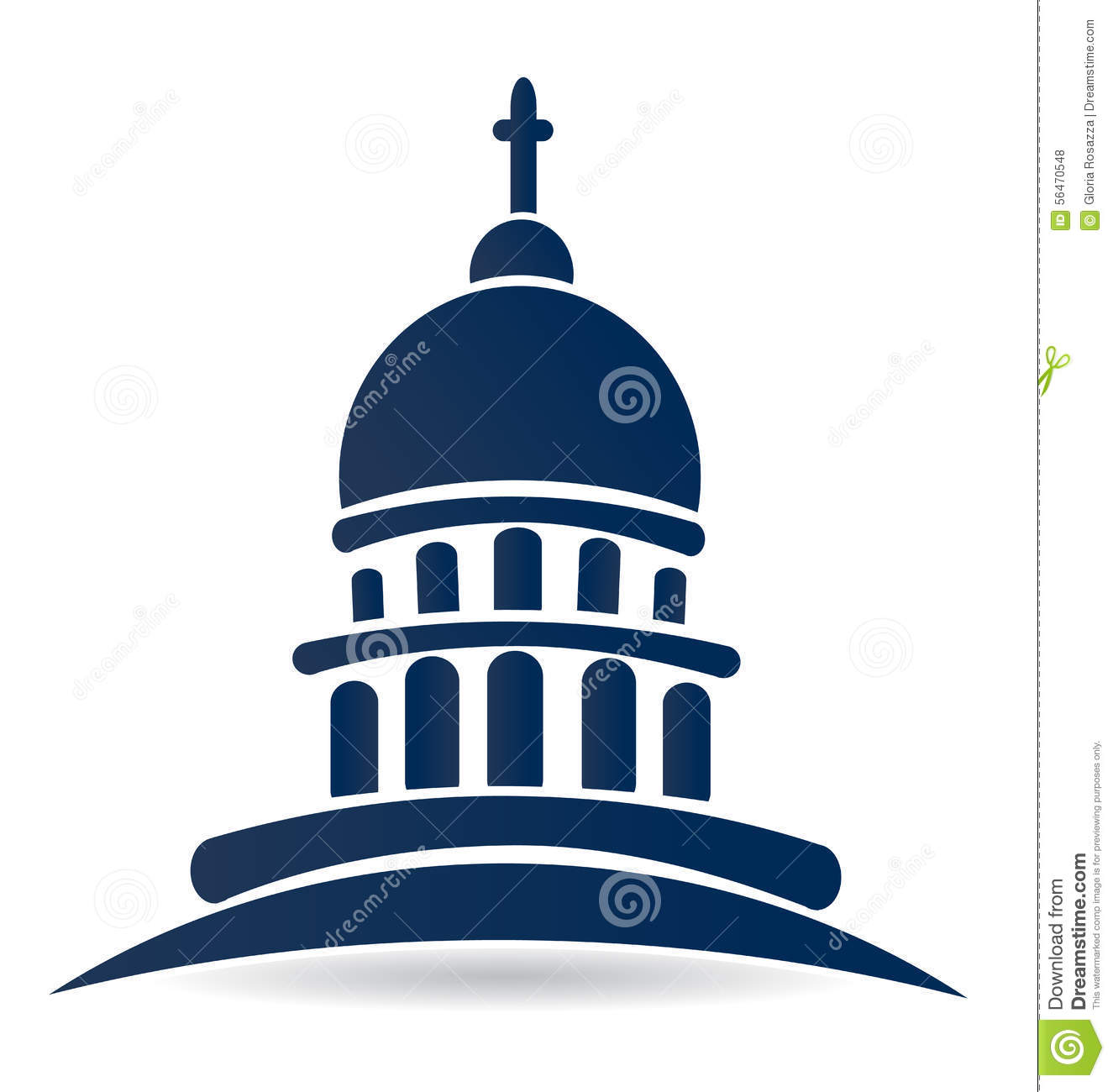Capitol Building Icon - Reflected Ceiling Plans | photography ...